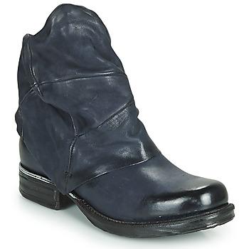 Παπούτσια Γυναίκα Μπότες Airstep / A.S.98 SAINT METAL Μπλέ