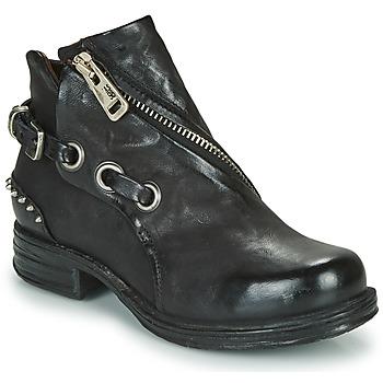 Παπούτσια Γυναίκα Μπότες για την πόλη Airstep / A.S.98 SAINT EC CLOU Black