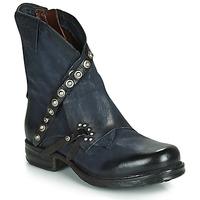 Παπούτσια Γυναίκα Μπότες Airstep / A.S.98 SAINT EC RIVET Μπλέ
