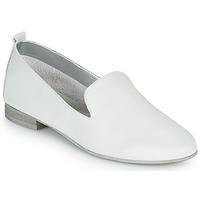 Παπούτσια Γυναίκα Μοκασσίνια André ROMANS Άσπρο