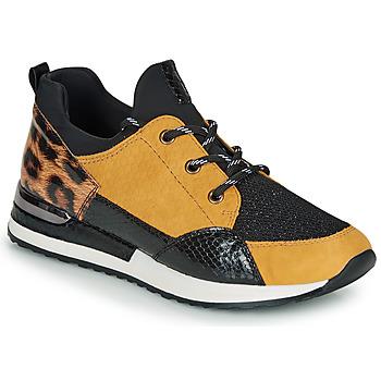 Παπούτσια Γυναίκα Χαμηλά Sneakers Remonte Dorndorf R2503-70 Black