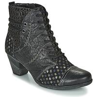 Παπούτσια Γυναίκα Μποτίνια Remonte Dorndorf D8786-06 Black