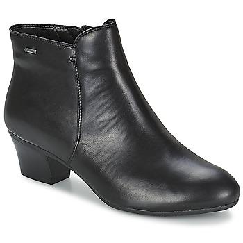 Παπούτσια Γυναίκα Μποτίνια Clarks MELANIE SU GTX Black