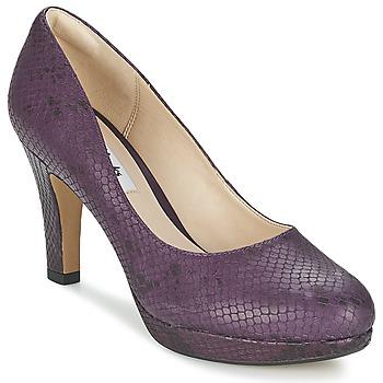 Παπούτσια Γυναίκα Γόβες Clarks CRISP KENDRA Violet
