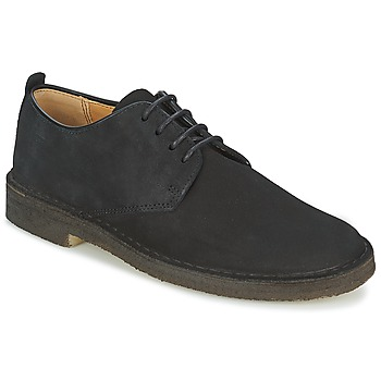 Παπούτσια Άνδρας Derby Clarks DESERT LONDON Black