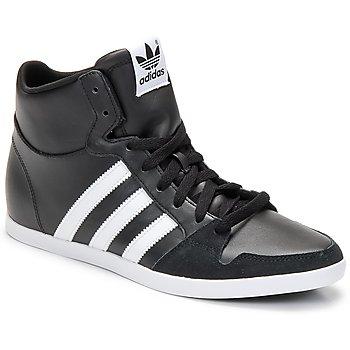 Παπούτσια Άνδρας Ψηλά Sneakers adidas Originals ADILAGO MID Black / Άσπρο