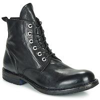 Παπούτσια Άνδρας Μπότες Moma CUSNA NERO Black