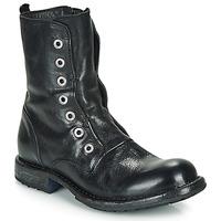 Παπούτσια Γυναίκα Μπότες Moma CUSNA NERO Black