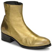 Παπούτσια Γυναίκα Μποτίνια Moma NJ ORO Gold