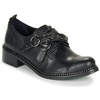 Παπούτσια Γυναίκα Derby Regard ROABAX VA MAIA Black