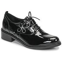 Παπούτσια Γυναίκα Derby Regard ROAZU V2 VERNIS Black