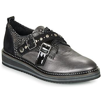 Παπούτσια Γυναίκα Derby Regard ROCTALOU V1 MET Grey