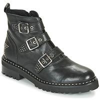 Παπούτσια Γυναίκα Μπότες Philippe Morvan DRAFT V1 MAIA Black