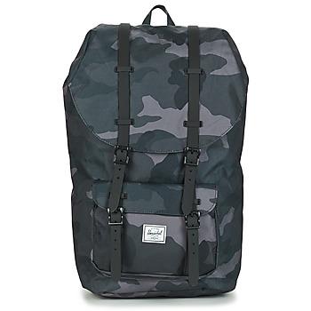 Τσάντες Σακίδια πλάτης Herschel LITTLE AMERICA Camouflage