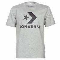 Υφασμάτινα Άνδρας T-shirt με κοντά μανίκια Converse STAR CHEVRON Grey