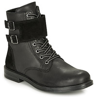 Παπούτσια Κορίτσι Μπότες Citrouille et Compagnie LOMENE Black