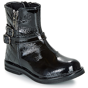 Παπούτσια Κορίτσι Μπότες Citrouille et Compagnie LIMIDOU Black