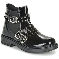 Παπούτσια Κορίτσι Μπότες Citrouille et Compagnie LIRONDEL Black