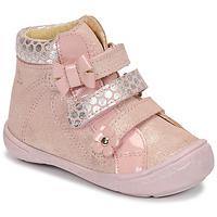 Παπούτσια Κορίτσι Μπότες Citrouille et Compagnie HODIL Ροζ