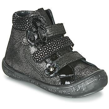 Ψηλά Sneakers Citrouille et Compagnie HODIL ΣΤΕΛΕΧΟΣ: Δέρμα & ΕΠΕΝΔΥΣΗ: Δέρμα & ΕΣ. ΣΟΛΑ: Δέρμα & ΕΞ. ΣΟΛΑ: Καουτσούκ