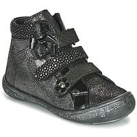 Παπούτσια Κορίτσι Ψηλά Sneakers Citrouille et Compagnie HODIL Black