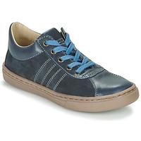 Παπούτσια Αγόρι Derby Citrouille et Compagnie LIMINO Marine