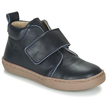 Παπούτσια Αγόρι Μπότες Citrouille et Compagnie FOJAMO Marine