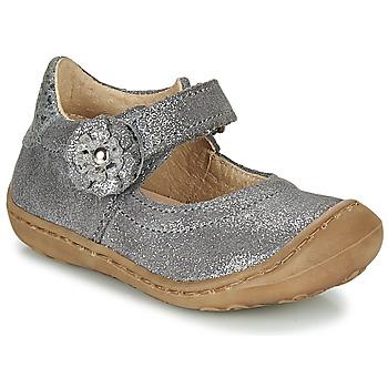 Παπούτσια Κορίτσι Μπαλαρίνες Citrouille et Compagnie LASKIMA Grey
