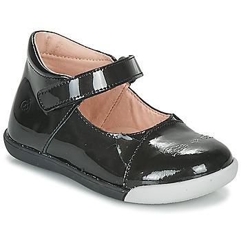 Παπούτσια Κορίτσι Μπαλαρίνες Citrouille et Compagnie LAKALA Black