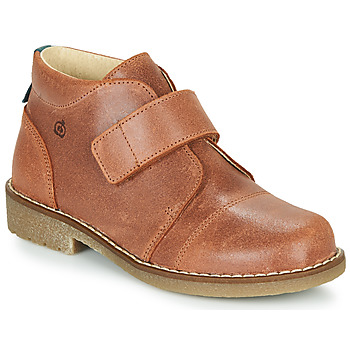 Παπούτσια Αγόρι Μπότες Citrouille et Compagnie LAPUPI Brown