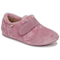 Παπούτσια Κορίτσι Παντόφλες Citrouille et Compagnie LAFINOU Ροζ