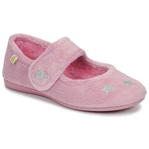 Παπούτσια Κορίτσι Παντόφλες Citrouille et Compagnie LAFIFOU Ροζ