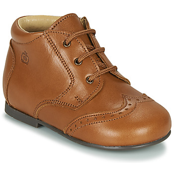 Παπούτσια Παιδί Μπότες Citrouille et Compagnie PAULO Camel