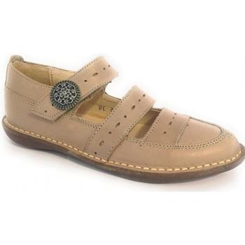 Παπούτσια Κορίτσι Derby & Richelieu Colores 23892-24 Beige