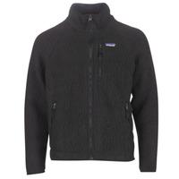 Υφασμάτινα Άνδρας Fleece Patagonia M'S RETRO PILE JKT Black