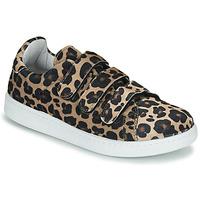 Παπούτσια Γυναίκα Χαμηλά Sneakers Yurban LABANE Leopard