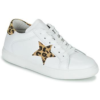 Παπούτσια Γυναίκα Χαμηλά Sneakers Yurban LAMBANE Άσπρο
