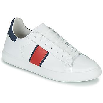 Παπούτσια Άνδρας Χαμηλά Sneakers Yurban LOUDE Άσπρο