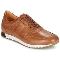 Παπούτσια Άνδρας Χαμηλά Sneakers So Size FELIX Camel
