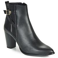 Παπούτσια Γυναίκα Μποτίνια So Size AURELIO Black