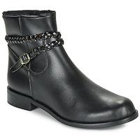 Παπούτσια Γυναίκα Μπότες So Size OSCARDO Black