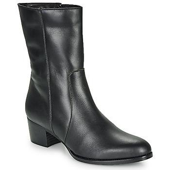Παπούτσια Γυναίκα Μποτίνια So Size GASPARD Black