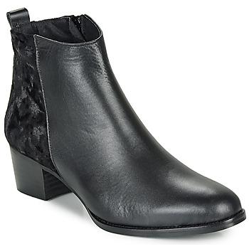 Παπούτσια Γυναίκα Μποτίνια So Size GUILERMO Black