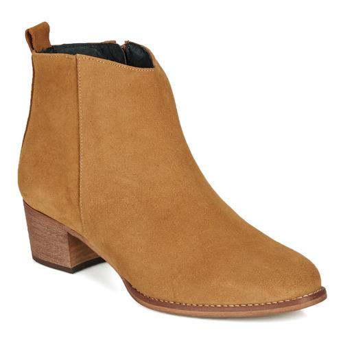 Παπούτσια Γυναίκα Μποτίνια So Size MARTINO Camel