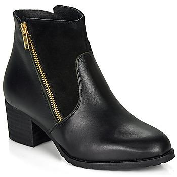 Παπούτσια Γυναίκα Μποτίνια So Size FELICIO Black