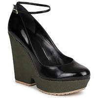 Παπούτσια Γυναίκα Γόβες Sonia Rykiel LOCK Black / Green