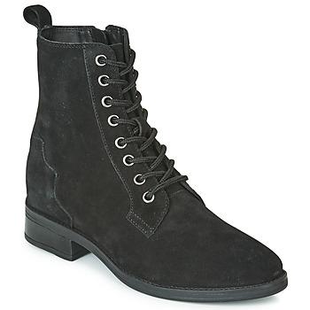 Παπούτσια Γυναίκα Μπότες Esprit CICILY LB Black