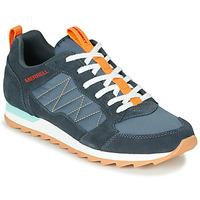 Παπούτσια Άνδρας Χαμηλά Sneakers Merrell ALPINE SNEAKER Μπλέ / Orange