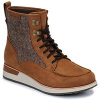 Παπούτσια Γυναίκα Μπότες Merrell ROAM MID Brown