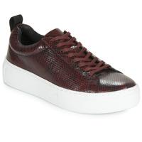 Παπούτσια Γυναίκα Χαμηλά Sneakers Vagabond Shoemakers ZOE PLATFORM Bordeaux